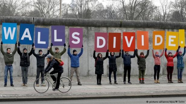 walls divide